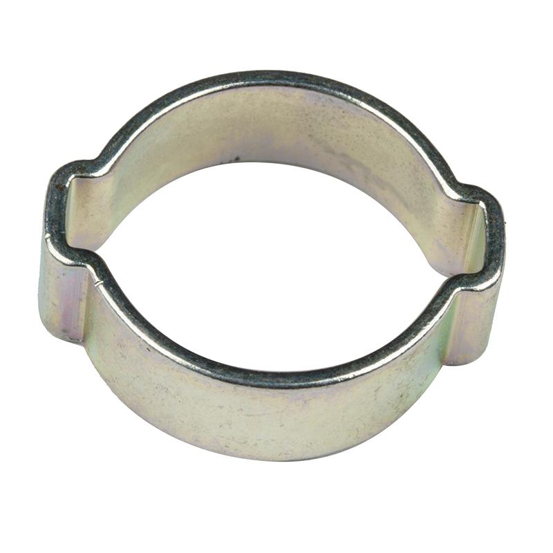 Double single ear clips abbey clamps